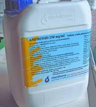 AMPROSID (kokcidiostatik- amprolij)