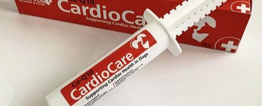 CARDIO CARE CO-Q10, pasta za pse