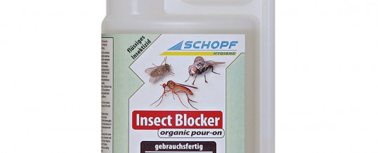 INSECT BLOCKER organic pour on