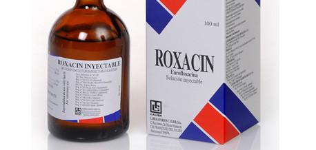 ROXACIN inj. (enrofloksacin) – 250 ml