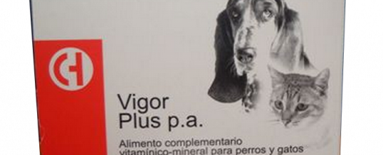 VIGOR CHEM, tablete (vitamini i aminokiseline za pse i mačke)