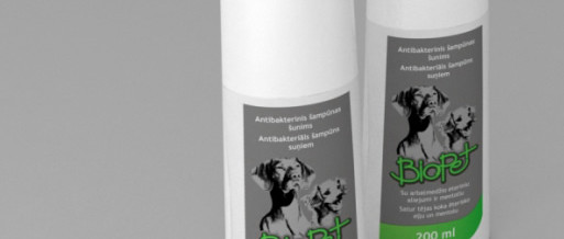 BIOPET antibakterijski šampon