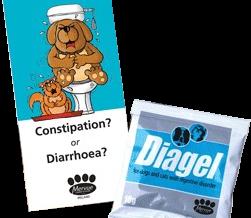 DIAGEL, prašak protiv proljeva i začepa za pse i mačke