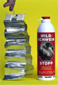 WILD SCHWEIN STOP